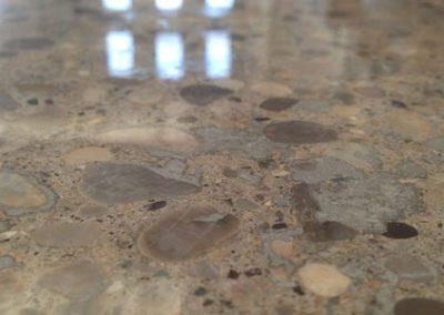 vantaggi lucidatura pavimento cemento