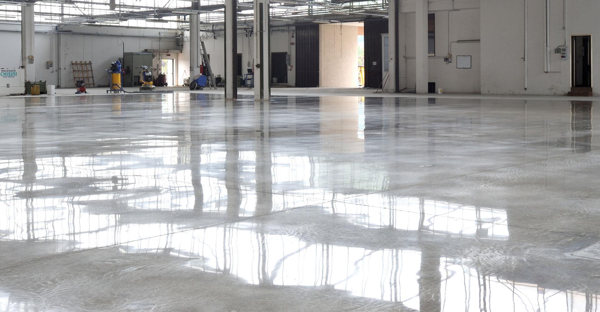 Pavimenti In Cemento Industriale : Sfondo lucidatura pavimento cemento industriale zanchetta ennio