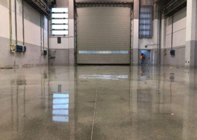 Lucidatura pavimenti cemento